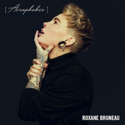 Album Cover Acrophobie