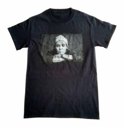 T-Shirt Noir Acrophobie